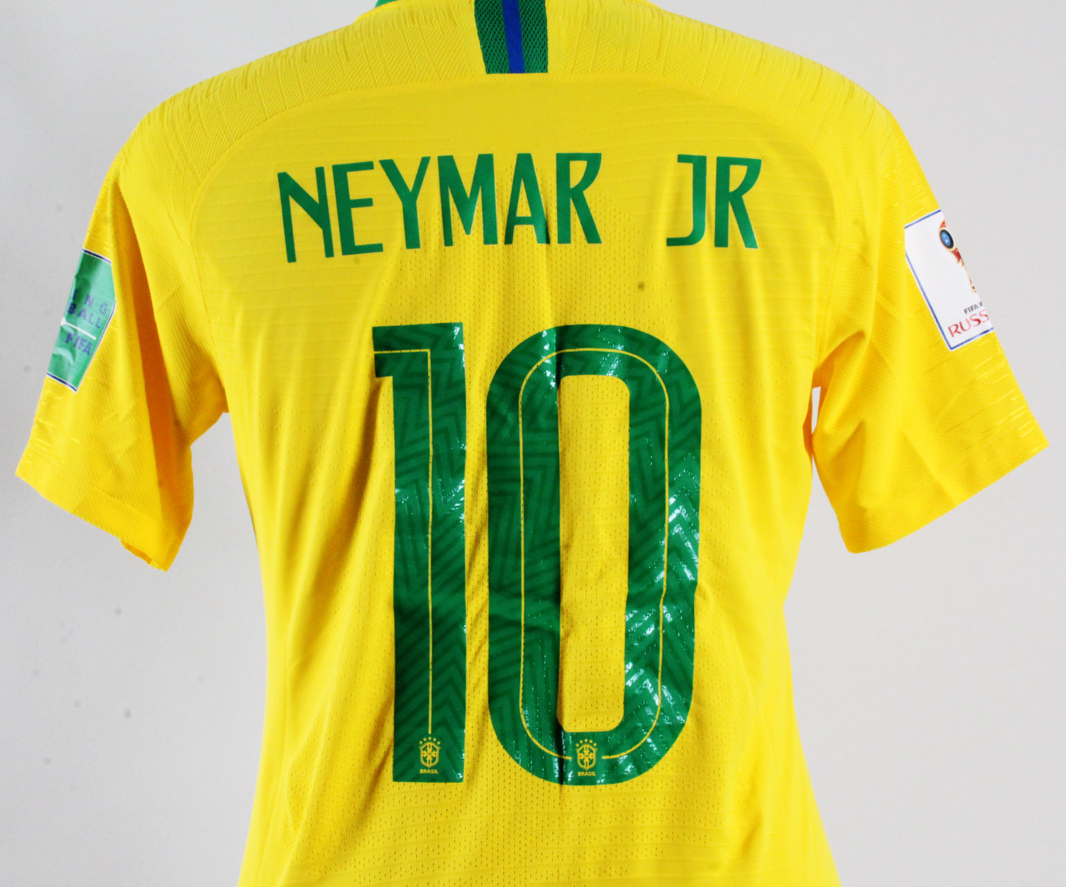 save off 61001 1461b Neymar Jr. Game-Issued Jersey Brazil National Team – COA 100% Authentic  Team | Memorabilia Expert