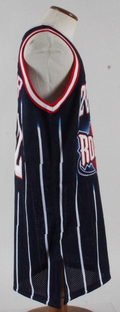3889beebf2f Clyde Drexler Signed Jersey Houston Rockets – COA JSA | Memorabilia Expert