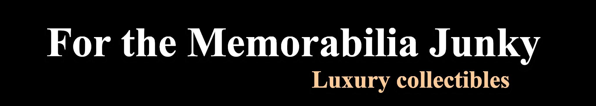 memorabilia-junky