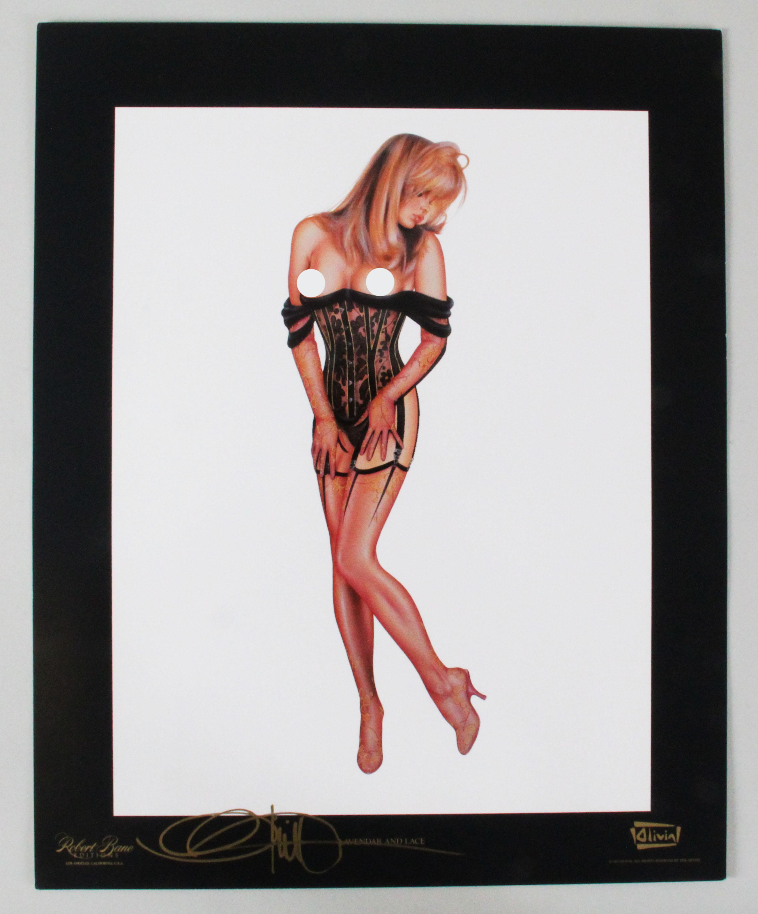 Работы художника Olivia de Berardinis (109 работ