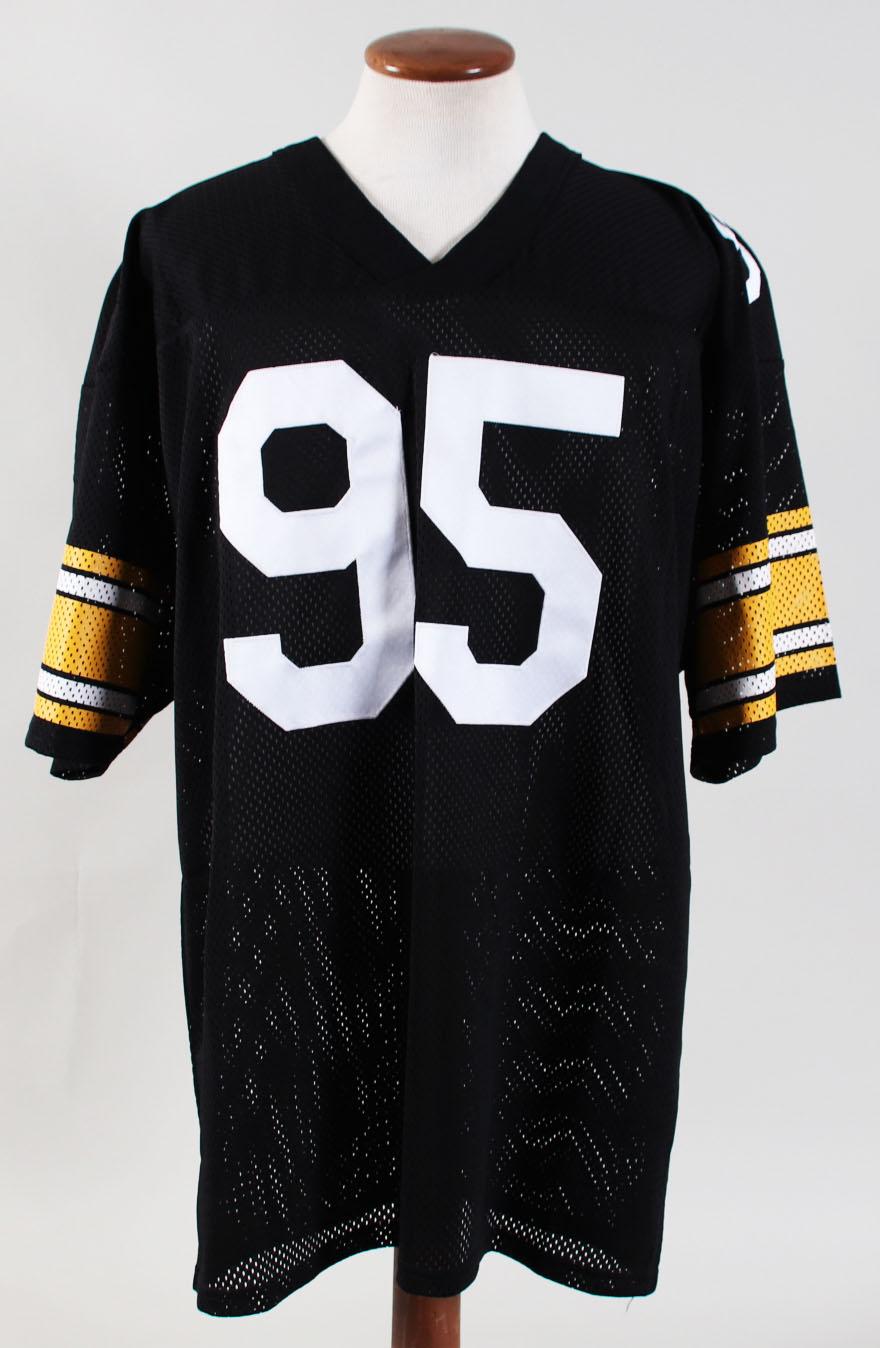 3664d3da077 Jack Ham Signed Jersey Steelers – COA JSA