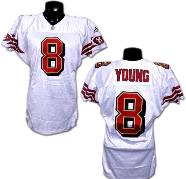 new style 0c1a2 3033f steve young 49ers jersey