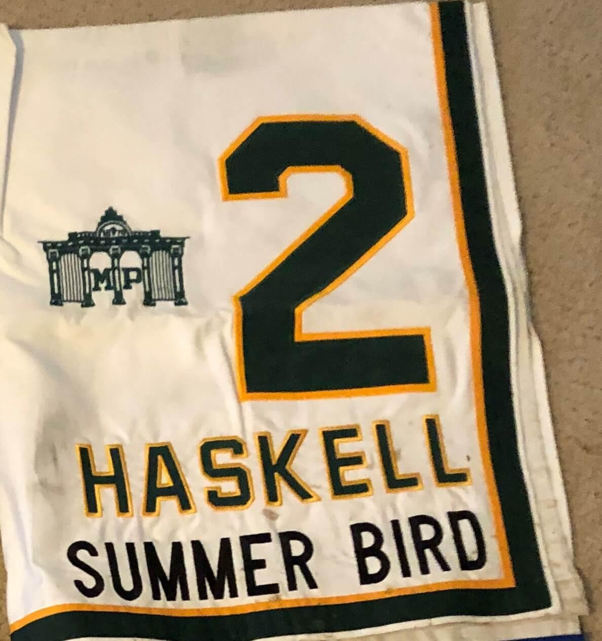 Summer Bird Haskell Invitational Saddle Cloth – Historic 2nd