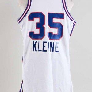 cf2e4e486a9 1985 Joe Kleine Game-Worn Rookie Jersey Kings – COA 100% Authentic Team