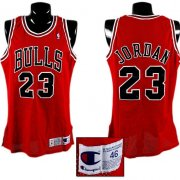 1992-93 Michael Jordan Game-Worn Bulls Jersey