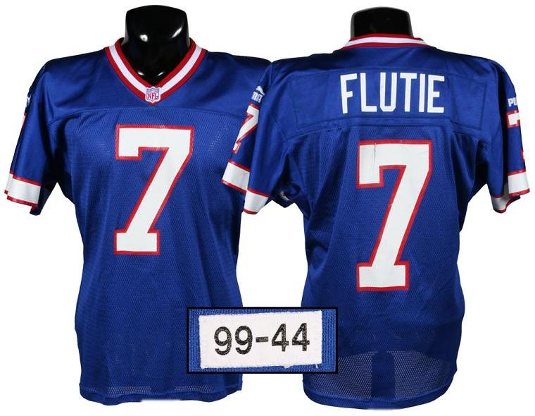 doug flutie buffalo bills jersey