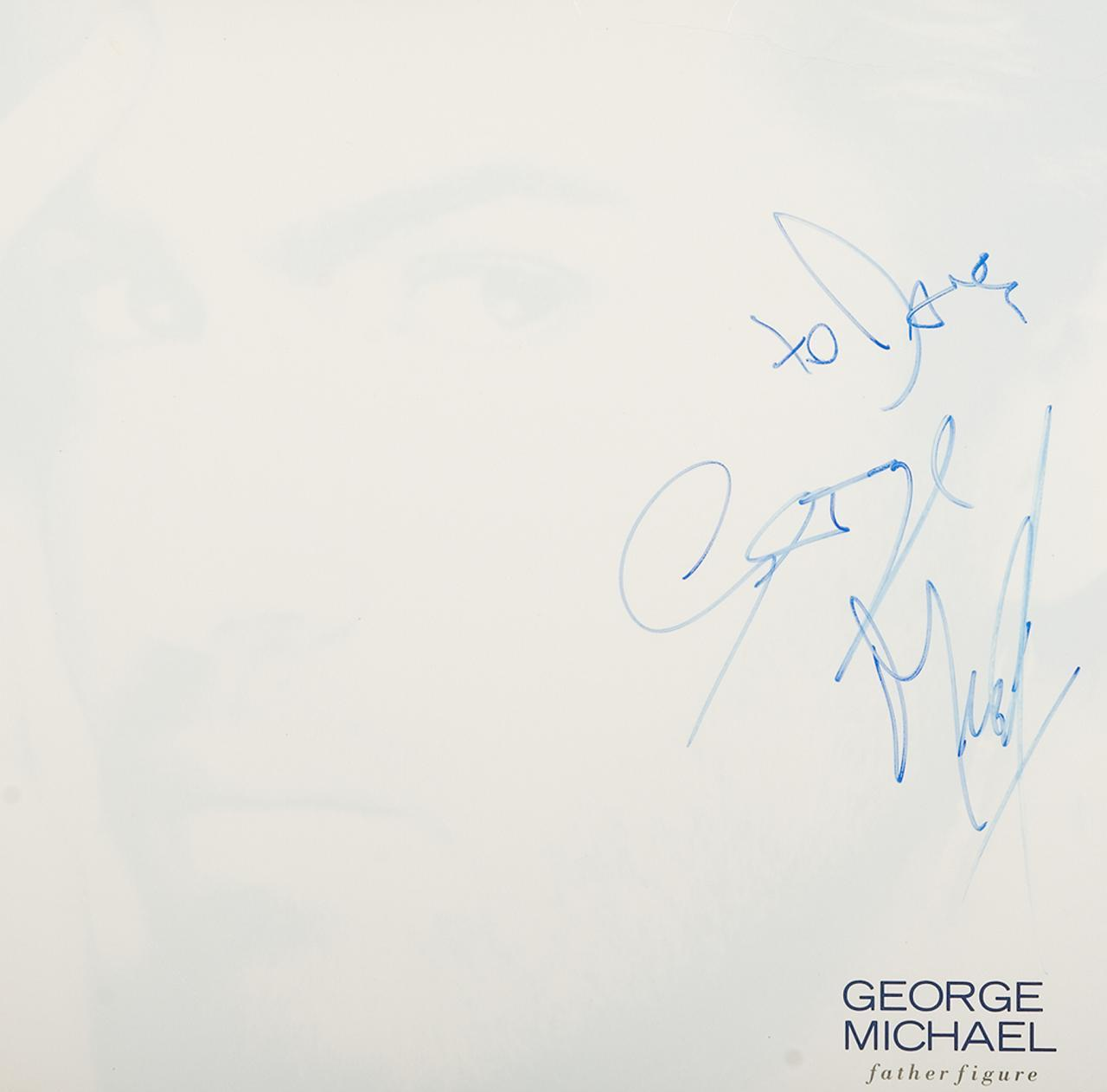 George Michael Signed Father Figure Album Pers Memorabilia Expert,Furnishing A New Home