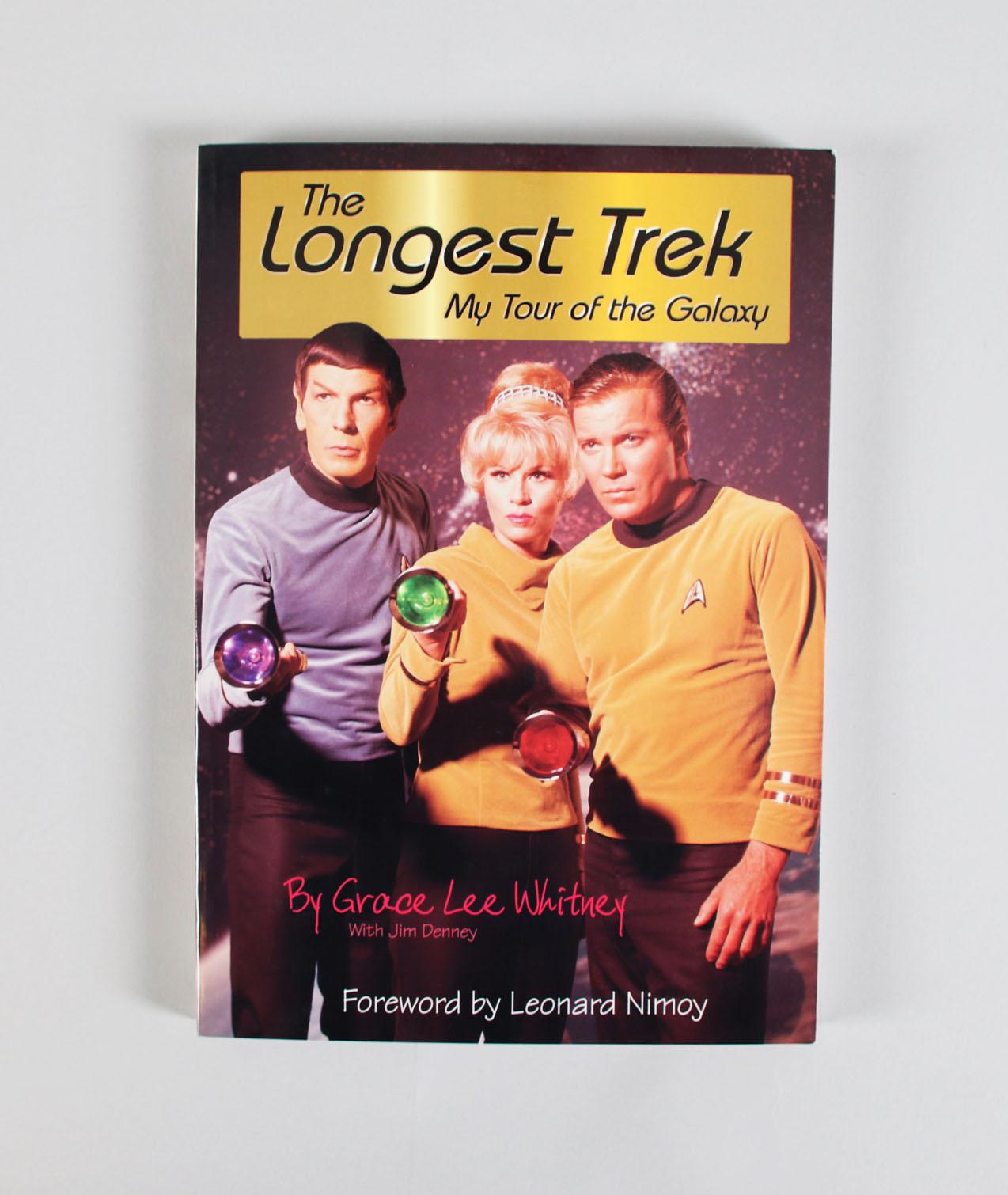 My Tour of the Galaxy The Longest Trek