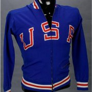 1964 Tokyo Olympic-Worn Team USA Warm-Up Jacket