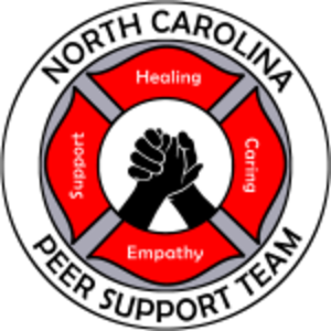organization North Carolina First Responder Peer Support logo
