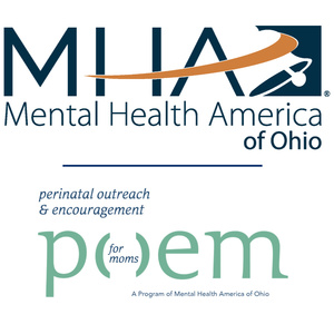 organization Mental Health America of Ohio logo