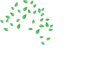organization Courage to Caregivers logo