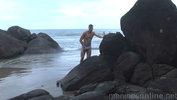 A praia 015