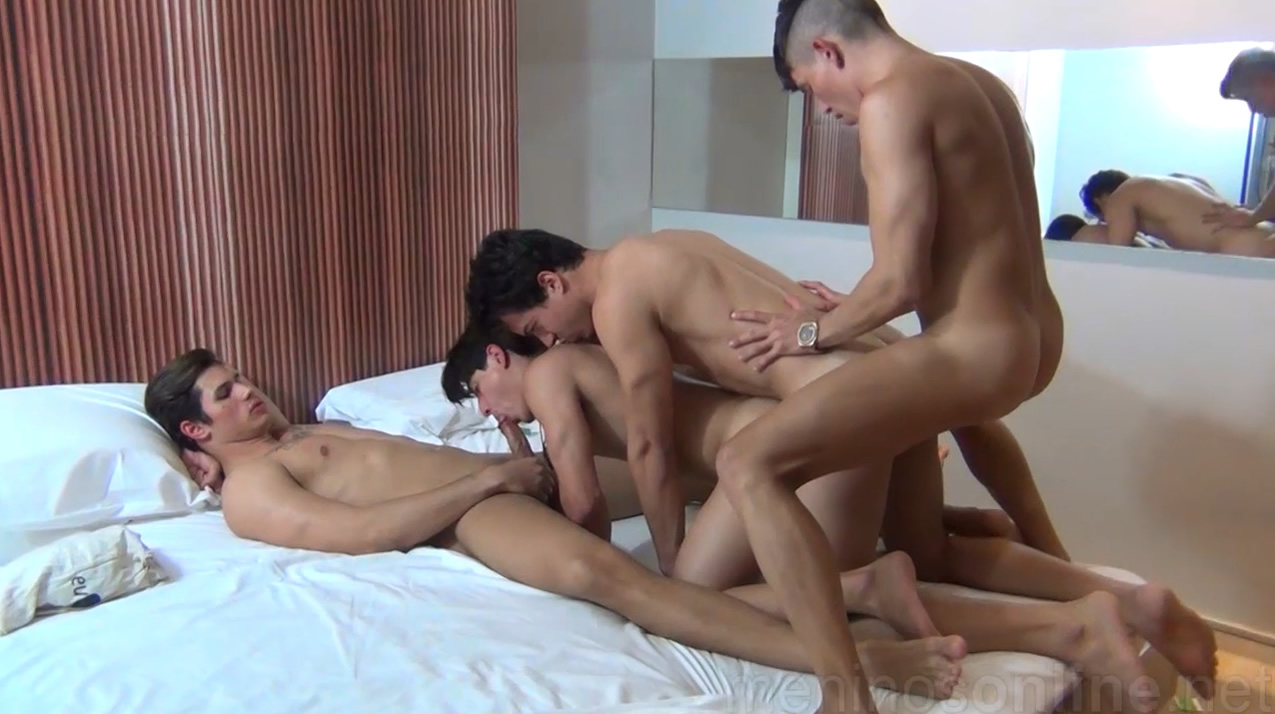 Hugo & Lukas Katter & Tony Dias & Jonathan
