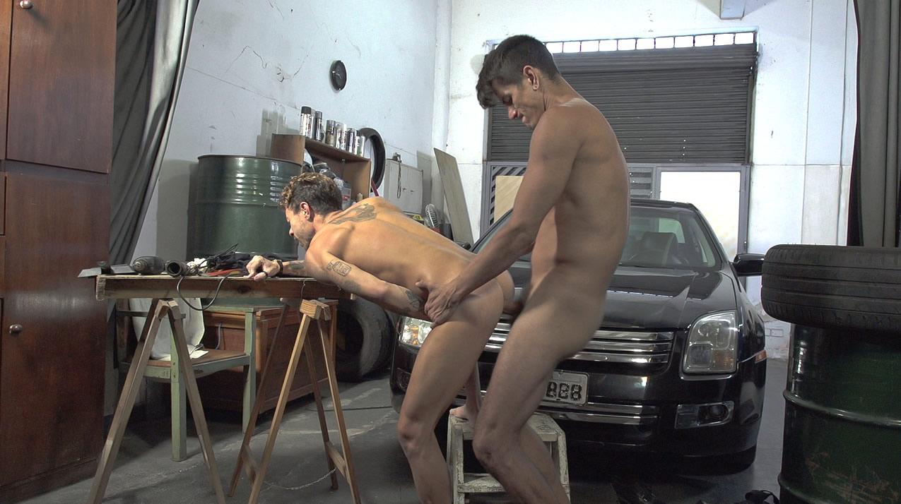 Sam & Diego Semblano - Trocando o Óleo - Bareback