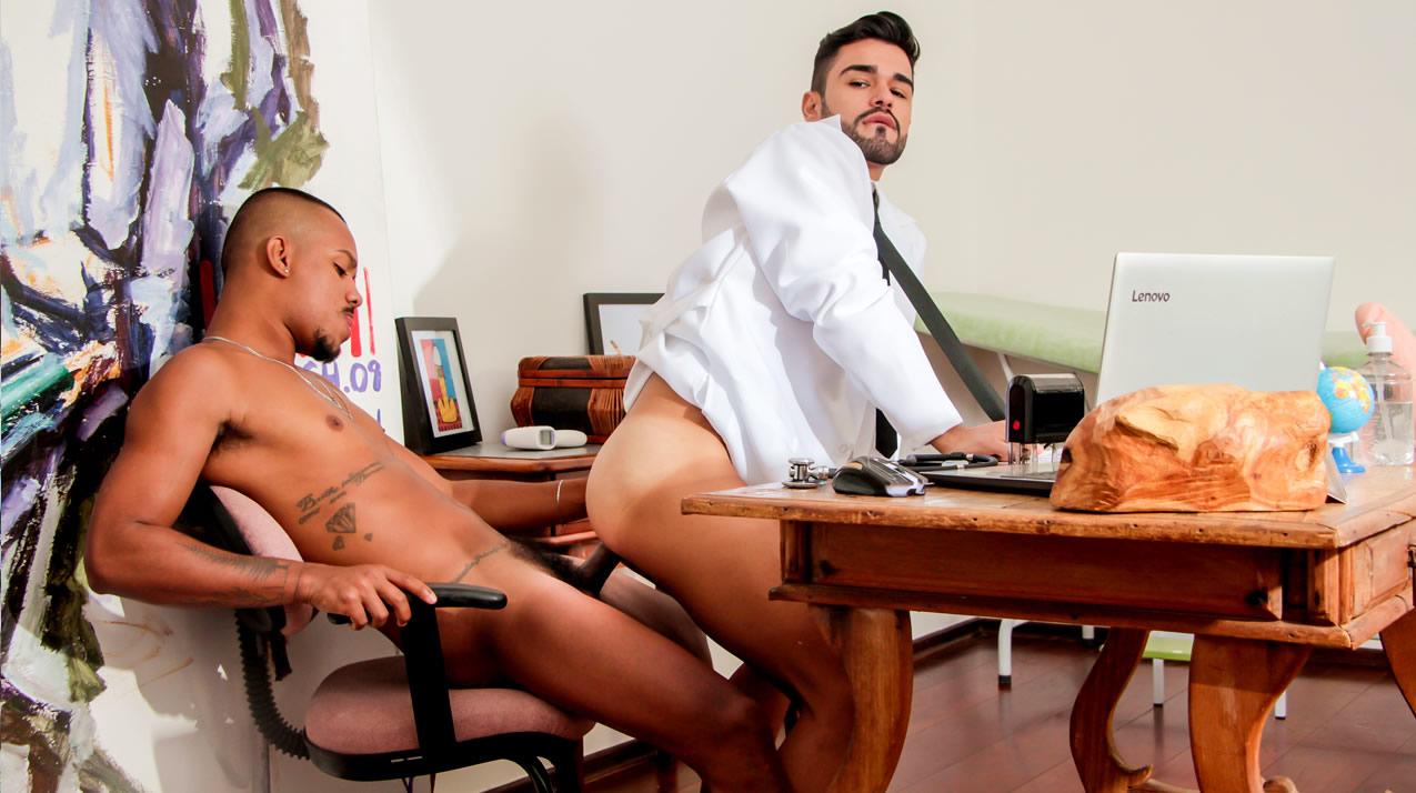Gustavo Ryder & Doni - Bareback(Dr. Prazer)