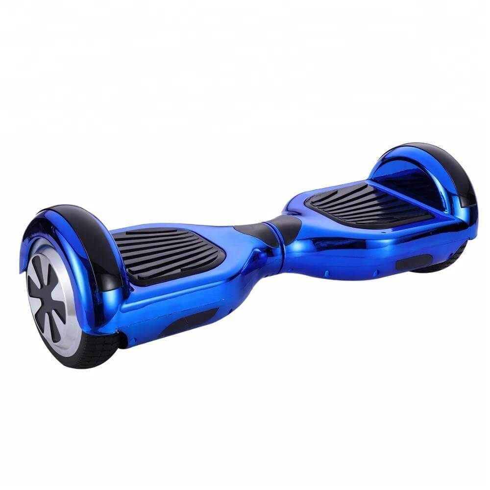 6.5inch 2 wheels electric self balancing hoverboard with LED Light