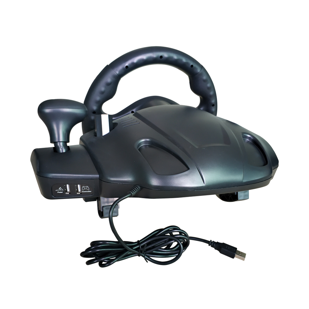 NS-9877 Game racing wheel