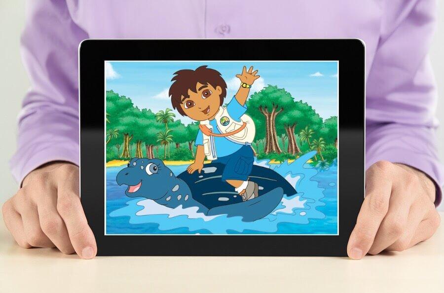 Metajournal cartoons reduce children distress anesthesia induction
