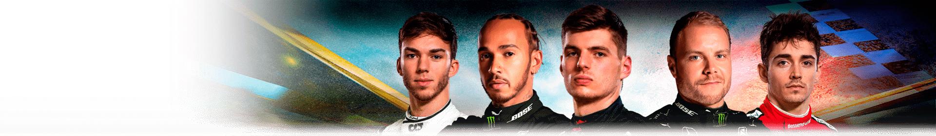 Formula 1 top banner 0