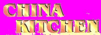 China Kitchen Menu In Byron Center Michigan Usa