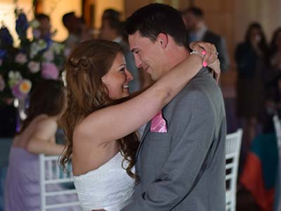 Van Dyke/Emery Wedding