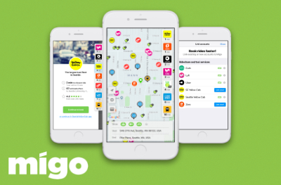 Investment from Enterprise Holdings, Hyundai CRADLE and Others Helps Migo Expand Discovery Services for Consumers and Partners (incl. Uber, Lyft, Car2Go, Lime, Yellow Cab)