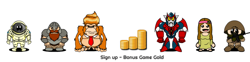 Sign up for our newsletter and get bonus game gold before the game launches