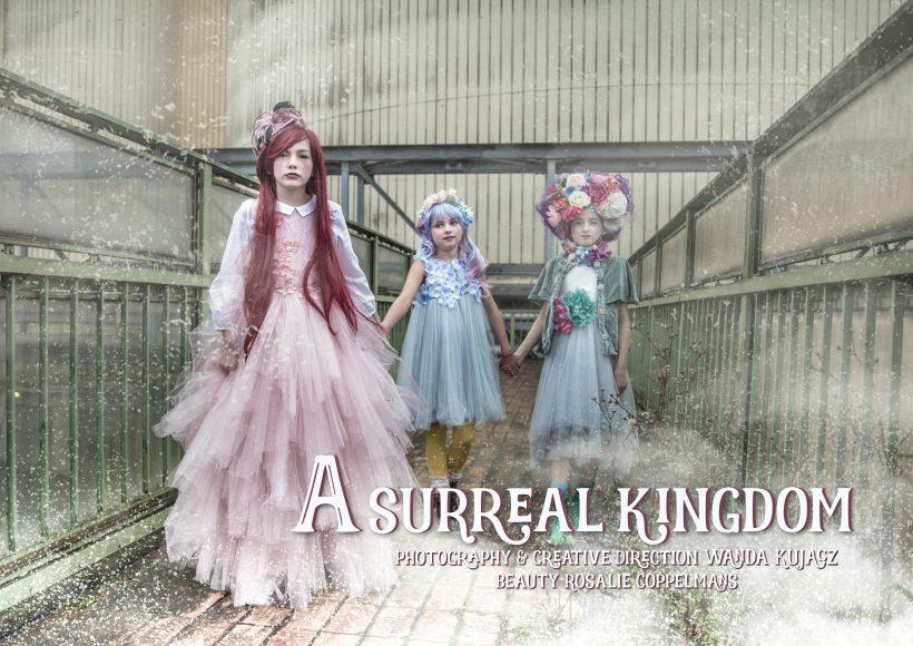 A surreal kingdom page 1-2