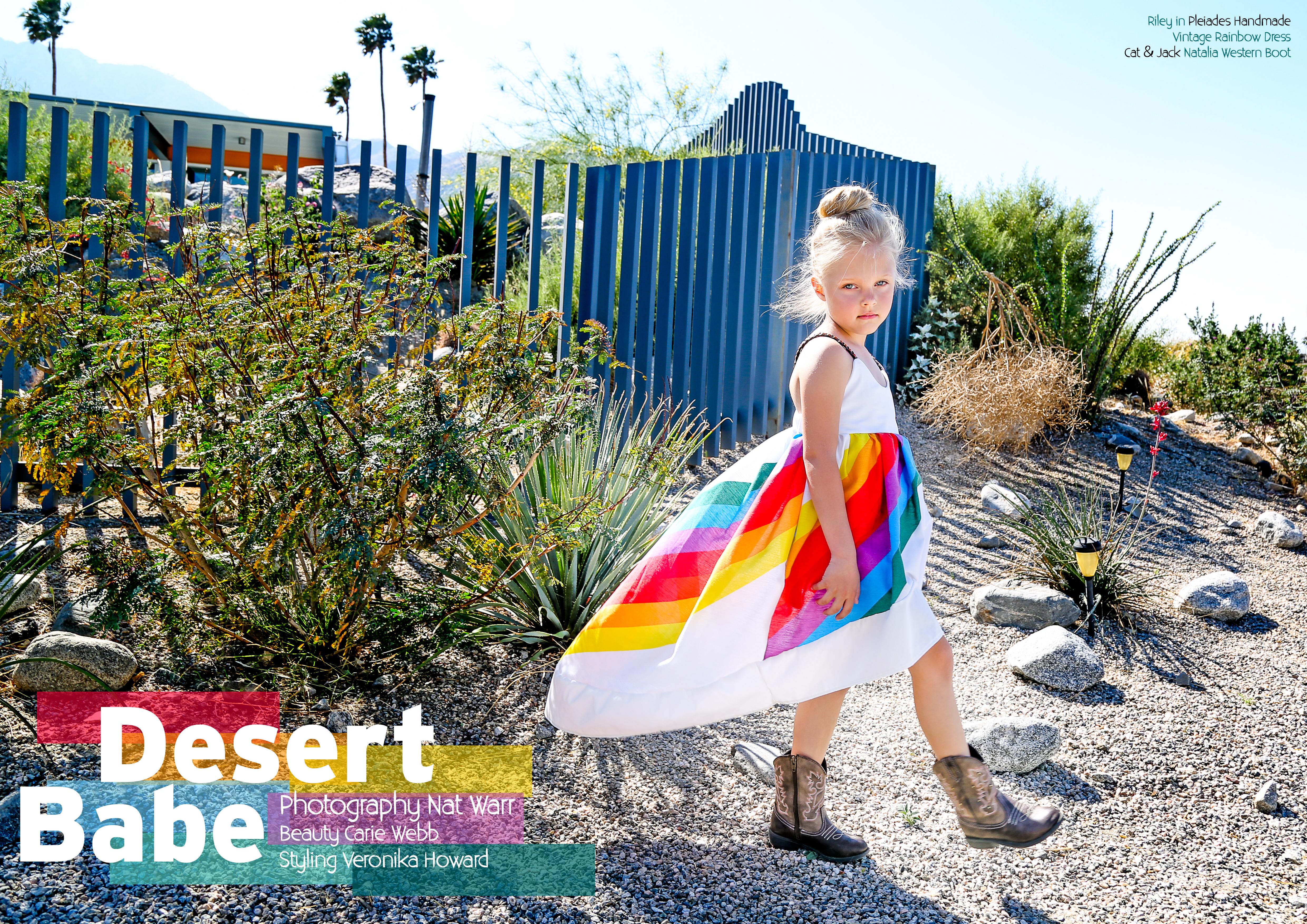 Desert Babe 1-2