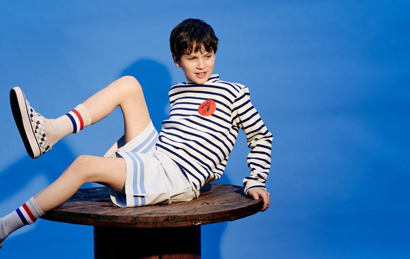 Italian teenage idol boy