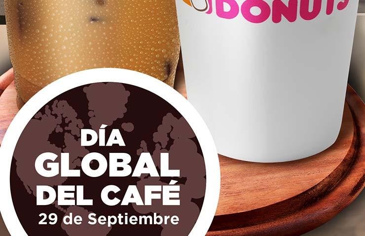 Dunkin´Donuts celebra el Día Global del Café