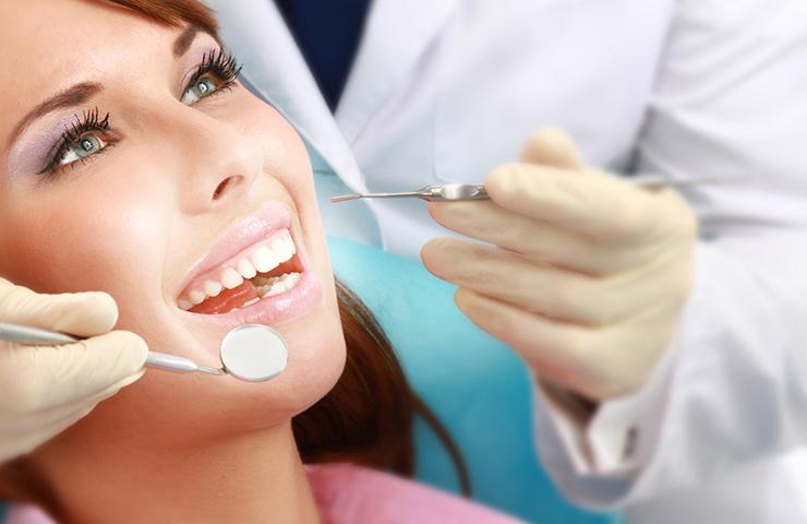Salud dental con una buena nutrición