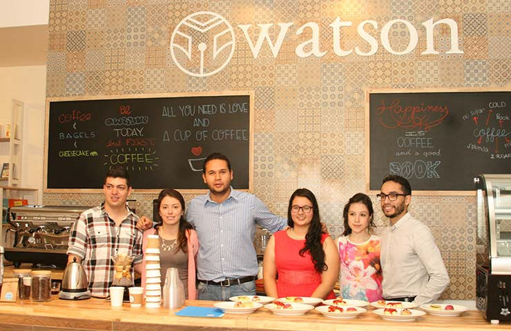 Watson Books & Coffee