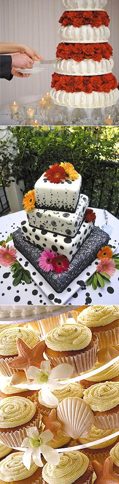 La parte más dulce de la boda