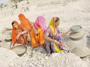 Víctimas de cambio climático en Bangladesh