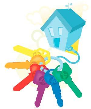 Las llaves de un hogar saludable