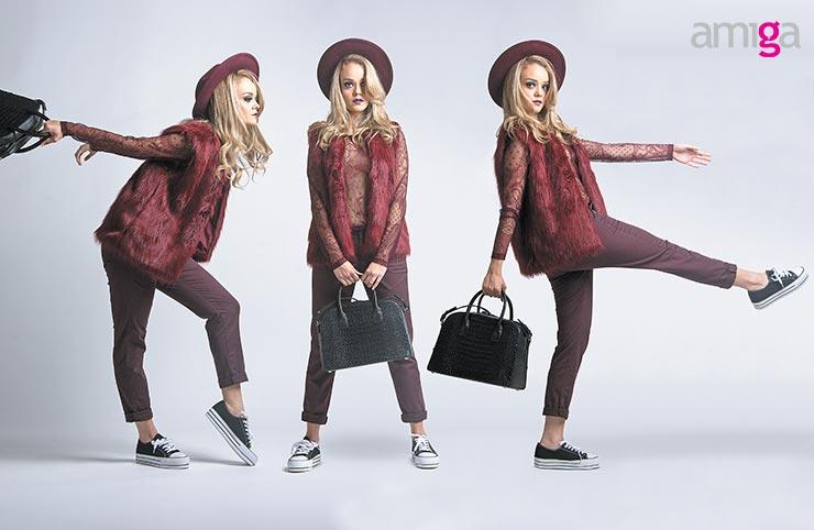 Moda de Noviembre – Total look
