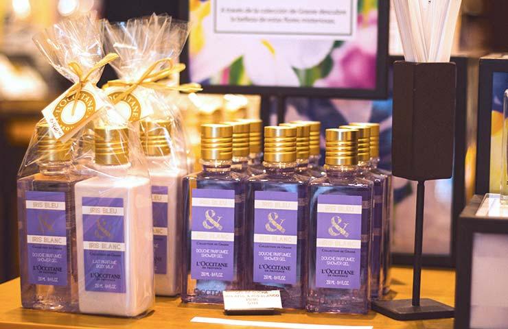 Los aromas de L'Occitane