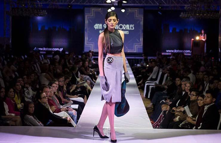 Nuevo talento en la pasarela Fashion Show AMIGA 2016
