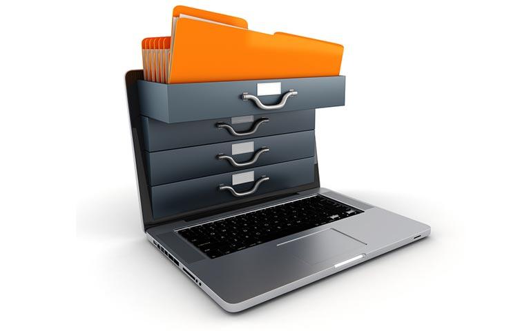 ¡Hora de organizar los archivos!