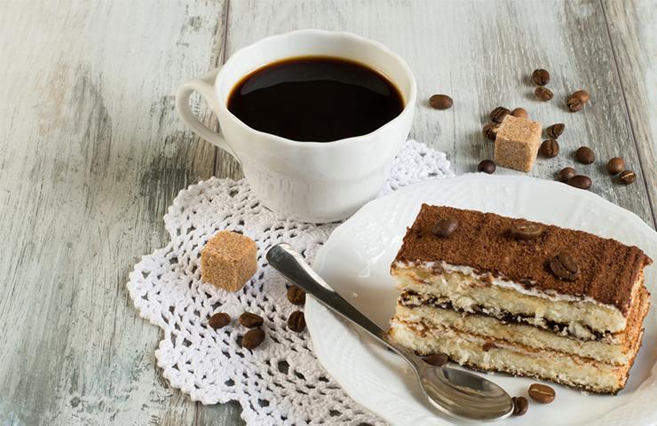 Guía rápida de maridaje de café y postres