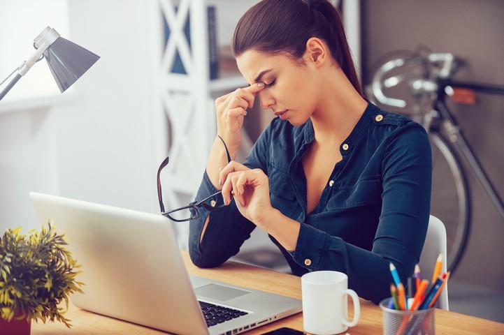 4 situaciones que te causan estrés en el trabajo
