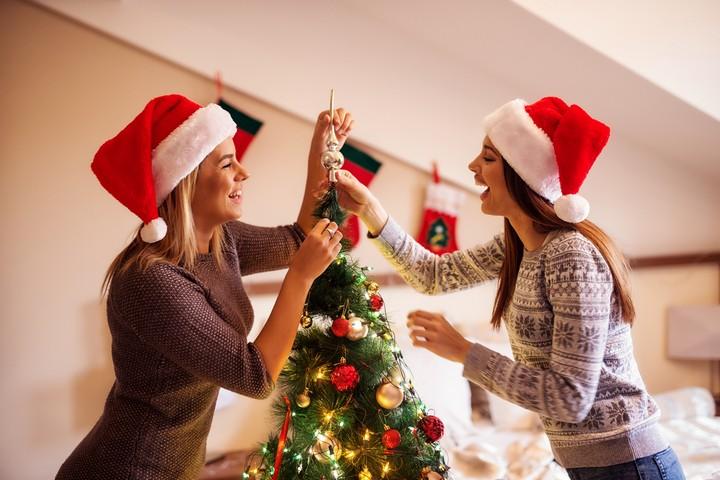 Tendencias de decoración navideñas