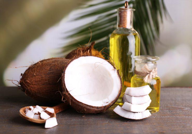 8 usos útiles del aceite de coco