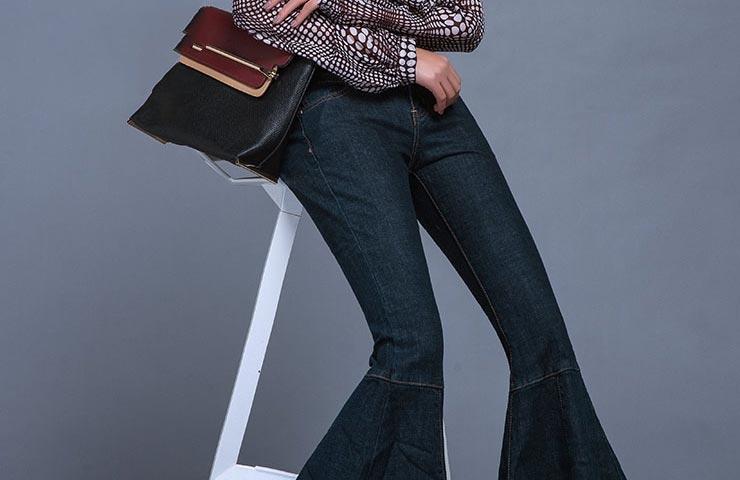 Esta es la nueva tendencia en pantalones. ¿Los usarías?