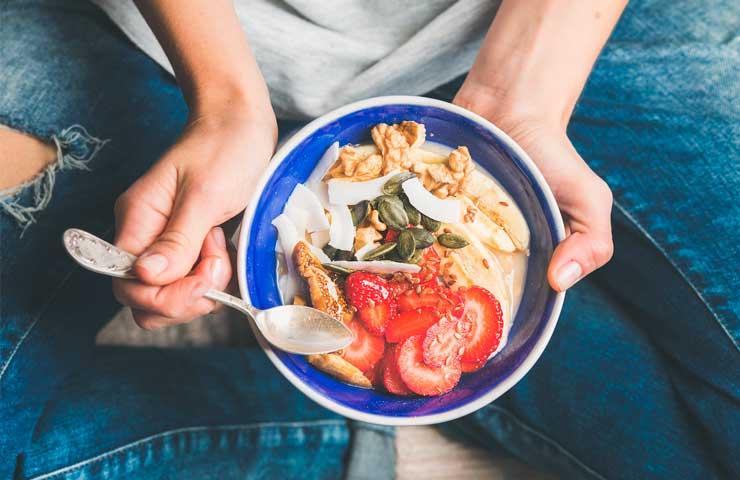 Qué comer en la noche para no engordar y estar en forma