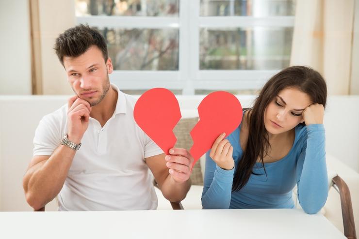 5 cosas que no debes hacer luego de un divorcio