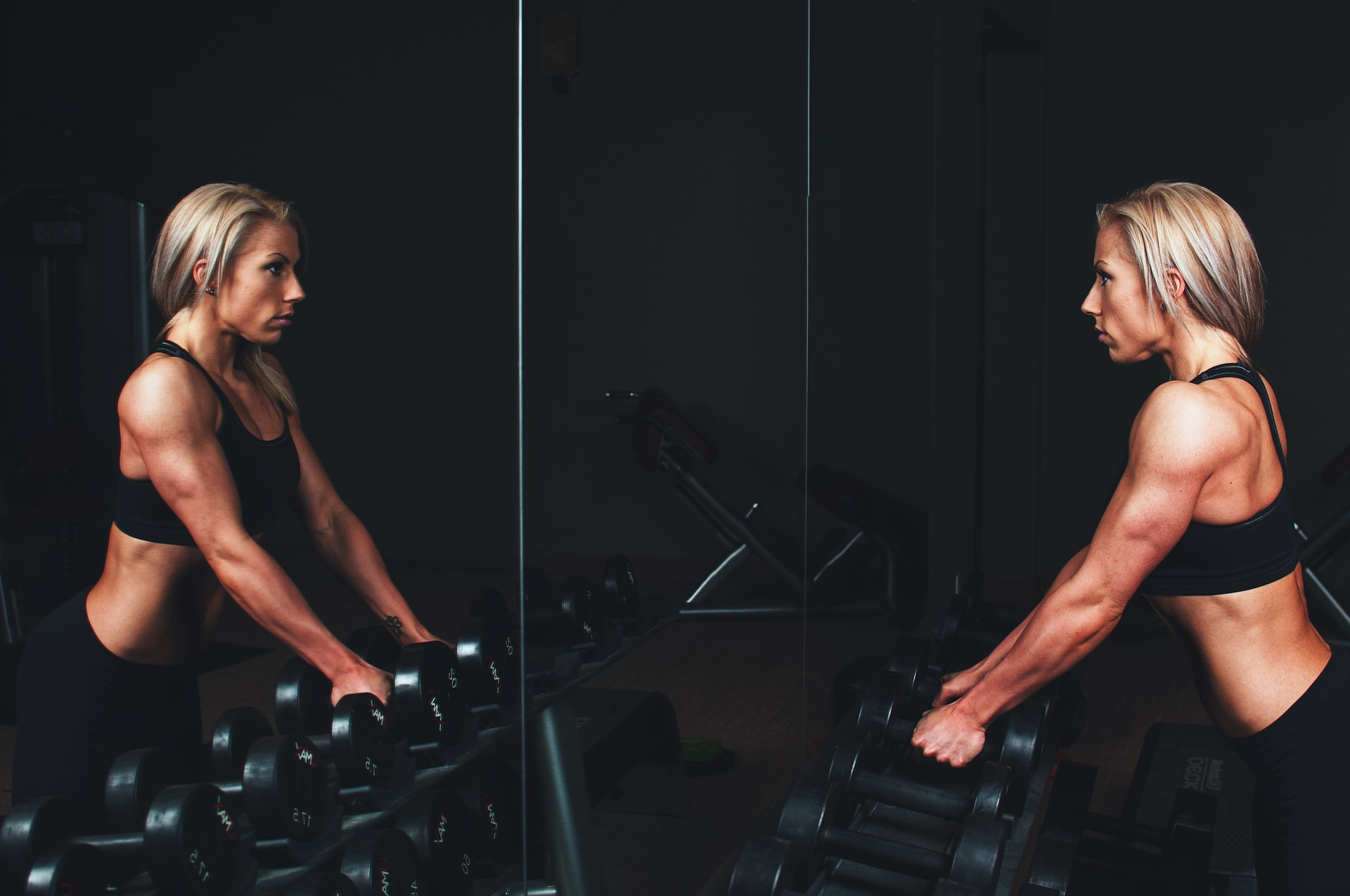5 ejercicios para tonificar tus brazos