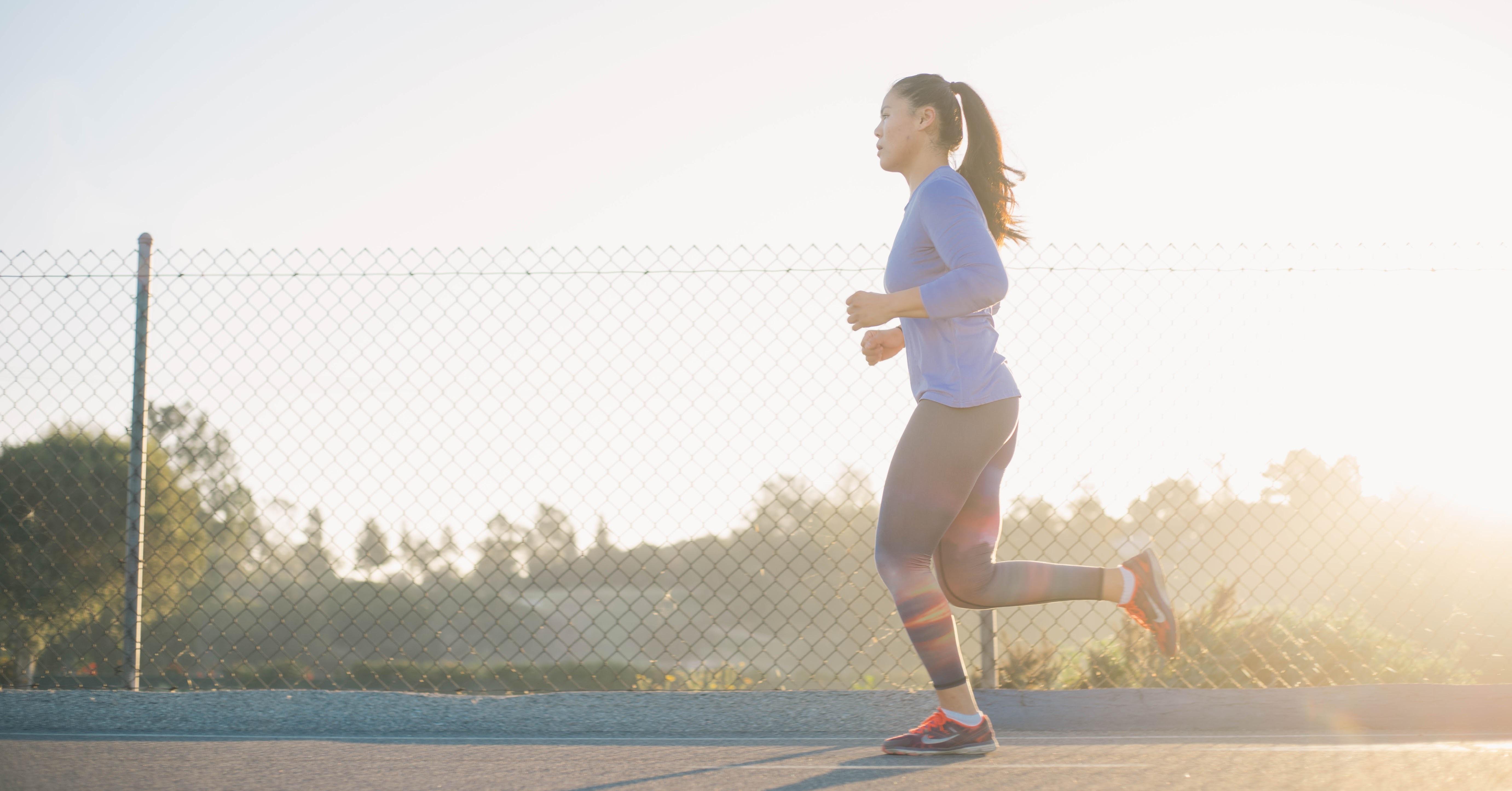 Arreglos de belleza para las corredoras